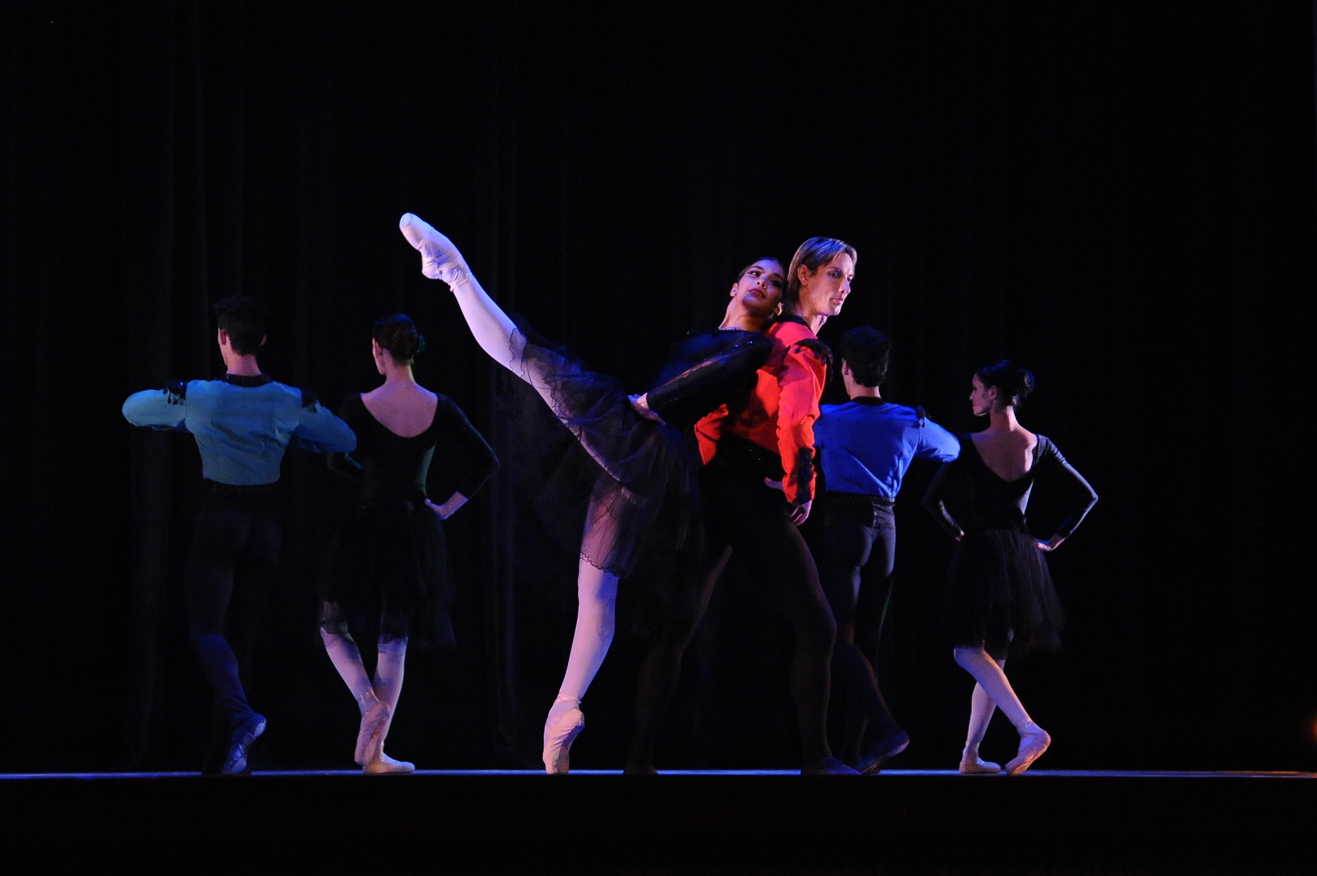 Ballet de Camagüey . Fotos: Carlos Rafael