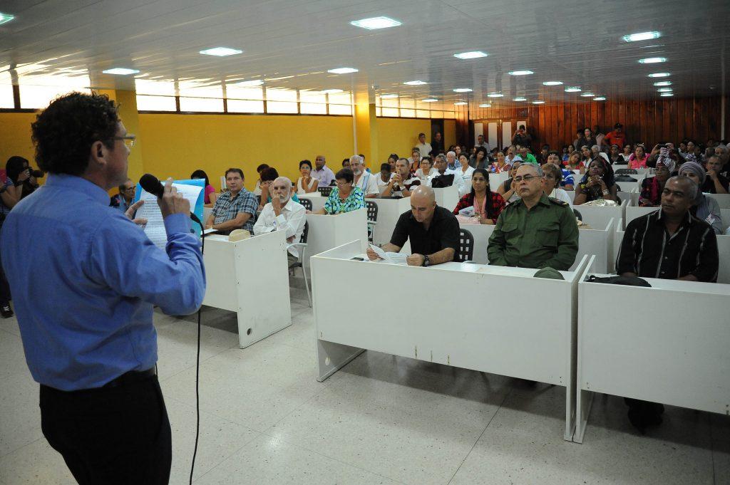 Inicia XII Congreso Iberoamericano de Pensamiento en Holguín. Fotos Carlos Rafael