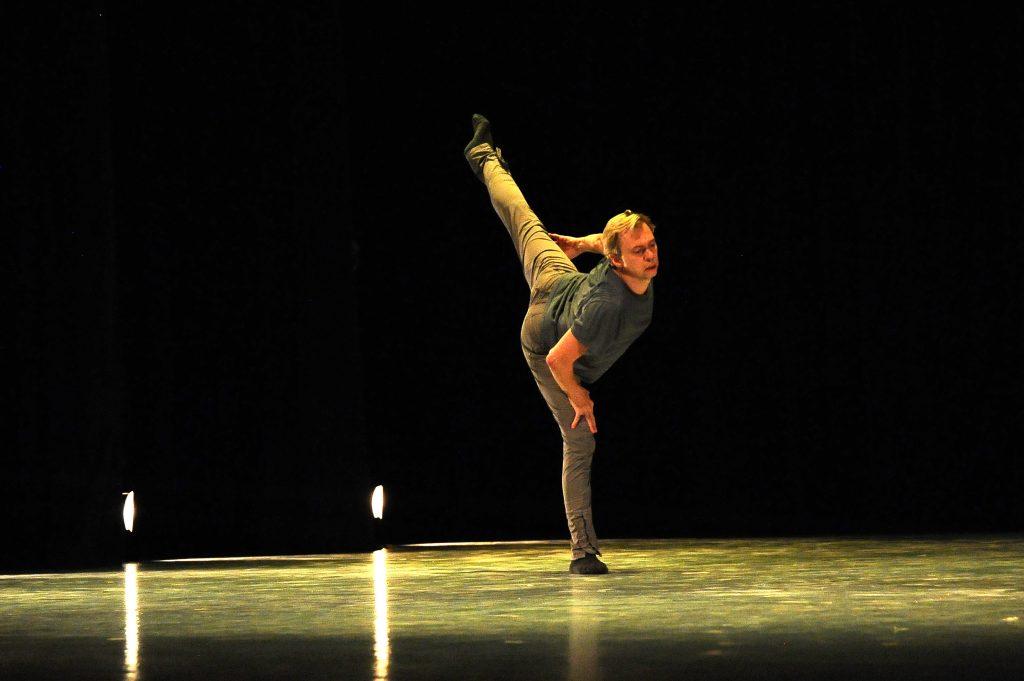 Vladimir Malakhov, figura de la danza mundial, interpreta El hombre detrás de la estrella