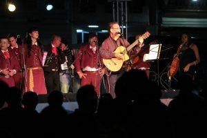 Participantes extranjeros en la XXIII Edición de la Fiesta Iberoamericana