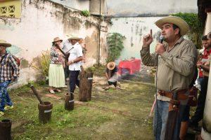 Peña Gente de Fé. Mano a mano entre Javier Rodríguez e Ivette Rodríguez @ Casa de Cultura   Báguano   Holguín   Cuba