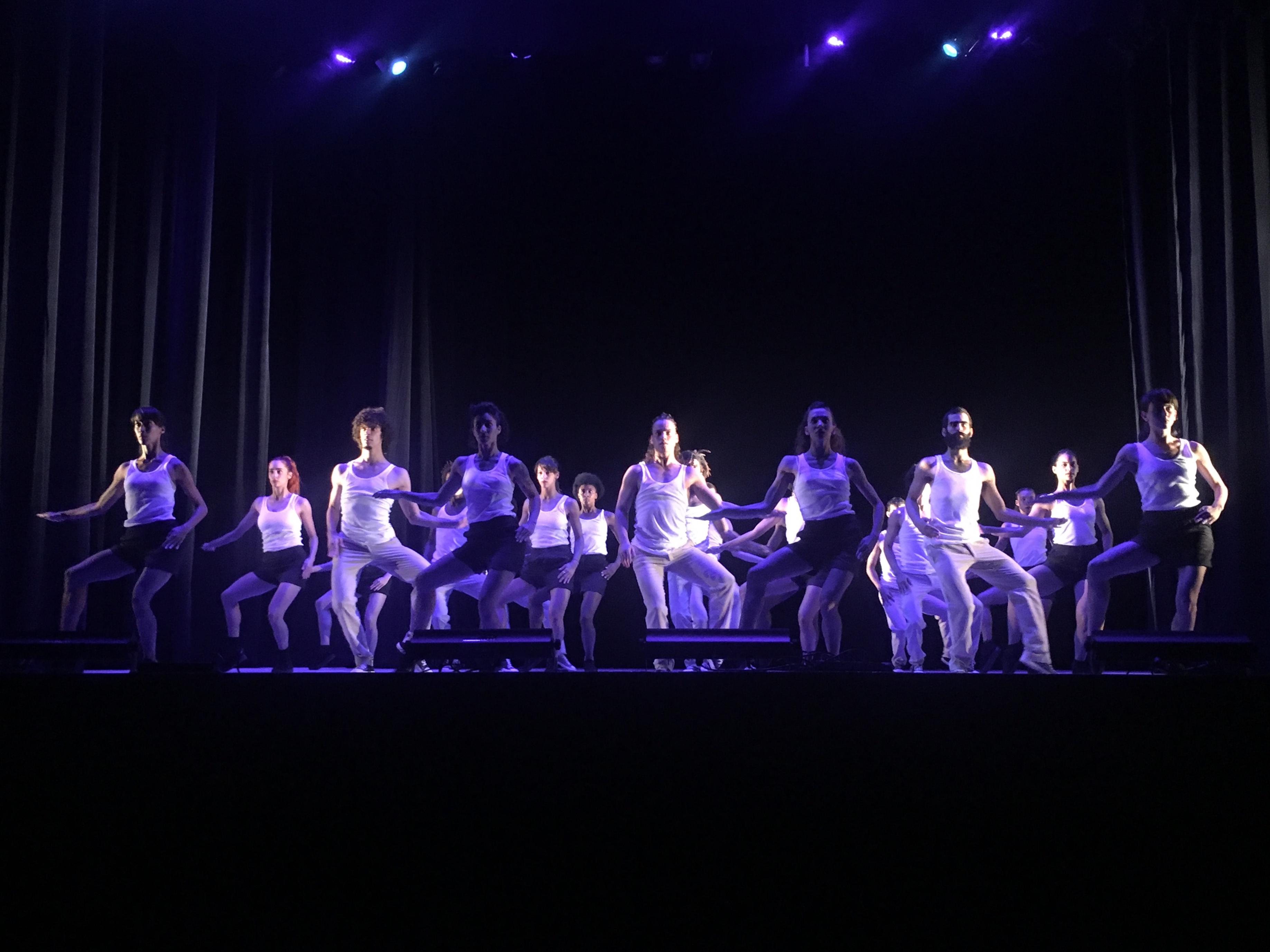 Mambo 321. Danza contemporánea de Cuba. Foto: Arlene Gómez