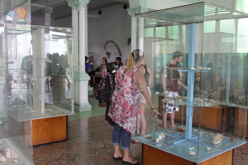 No solo el público holguinero tiene acceso a la sala, sino los visitantes internacionales. Foto: Wilker López